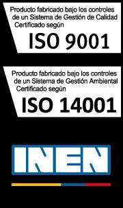 Logo ISO INEN