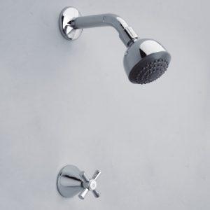 Llaves campanola con ducha