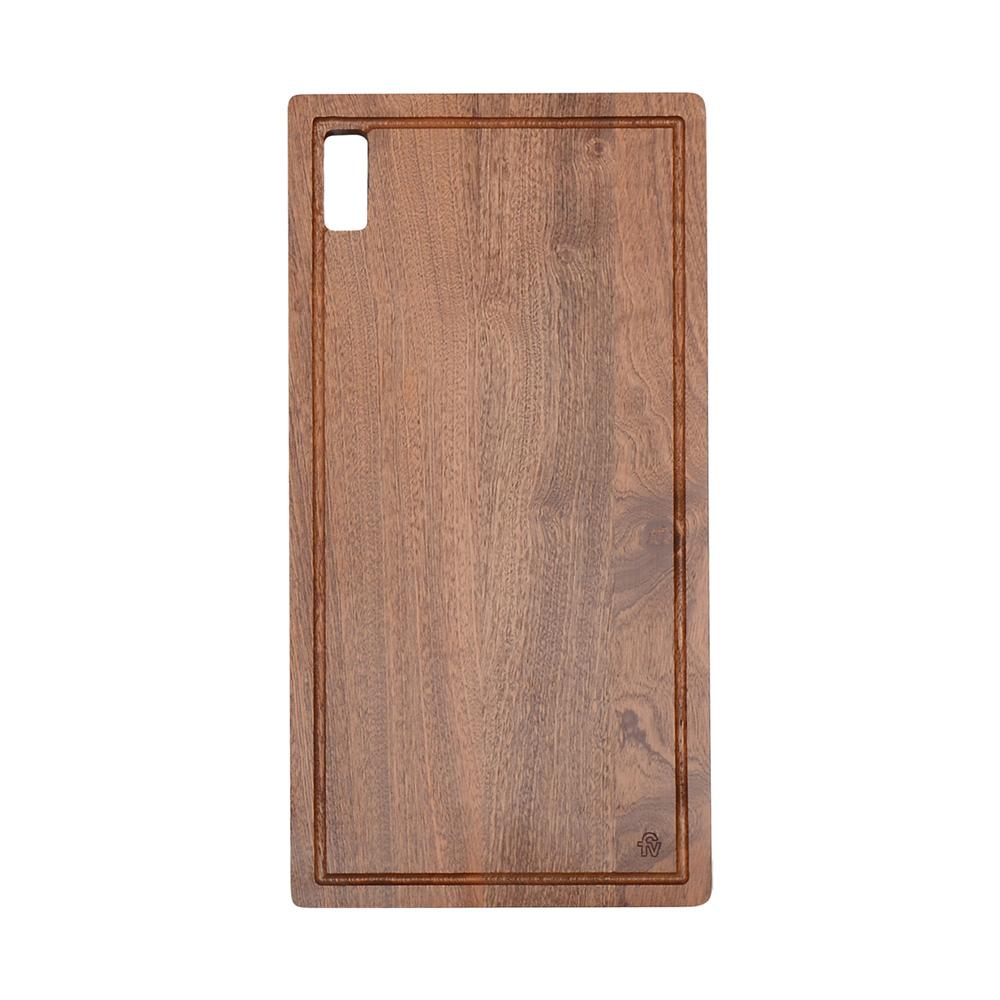 Tabla para picar de madera